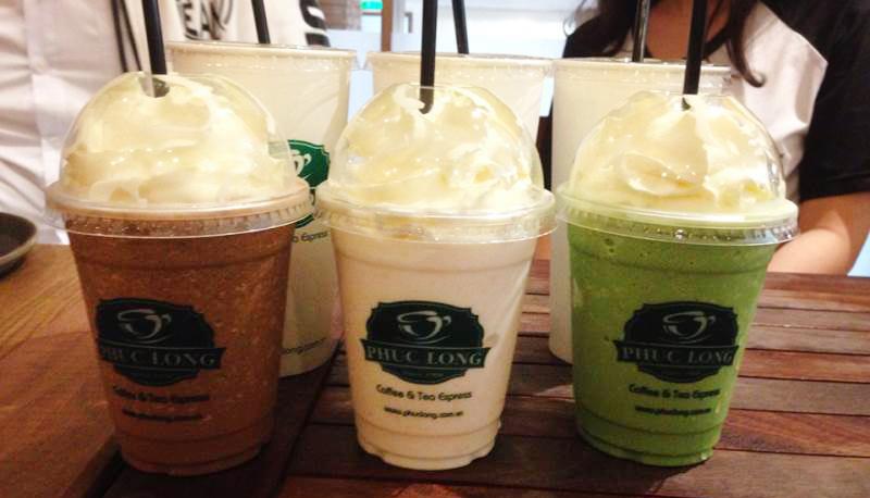 Phúc Long Coffee & Tea - Đinh Tiên Hoàng