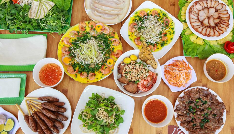 Bánh Xèo Sạch Quê Việt