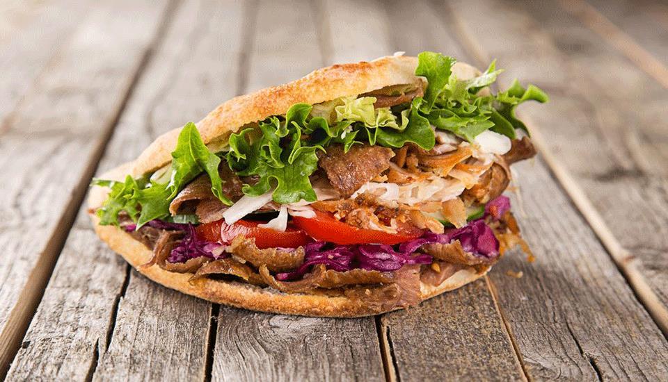 Doner & Kebab - Bánh Mì Thịt Nướng Thổ Nhĩ Kỳ
