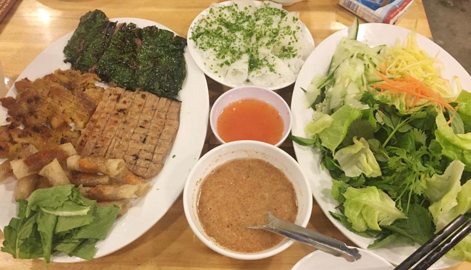 Quán Nem Chợ Huyện - Đặc Sản Bình Định - Lê Văn Lương