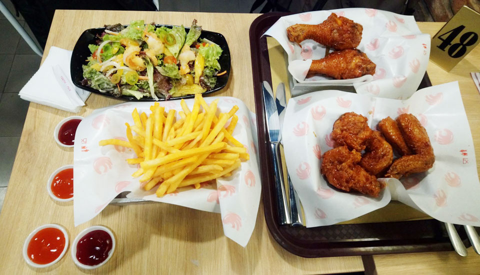 Otoké Chicken - Gà Rán Hàn Quốc - Hàm Nghi