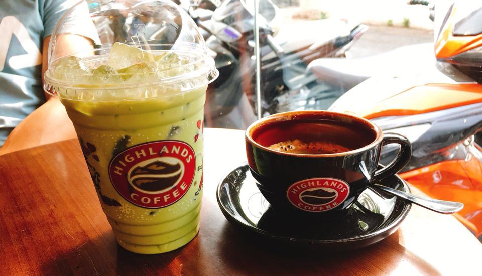 Highlands Coffee - Đường 3 Tháng 2