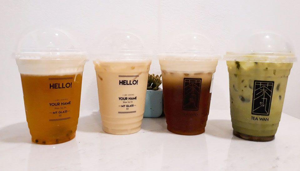Trà Sữa TeaWan - Ngô Tất Tố