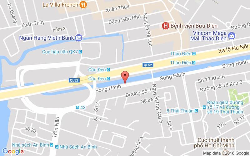 Bản đồ - Lẩu Dê Station