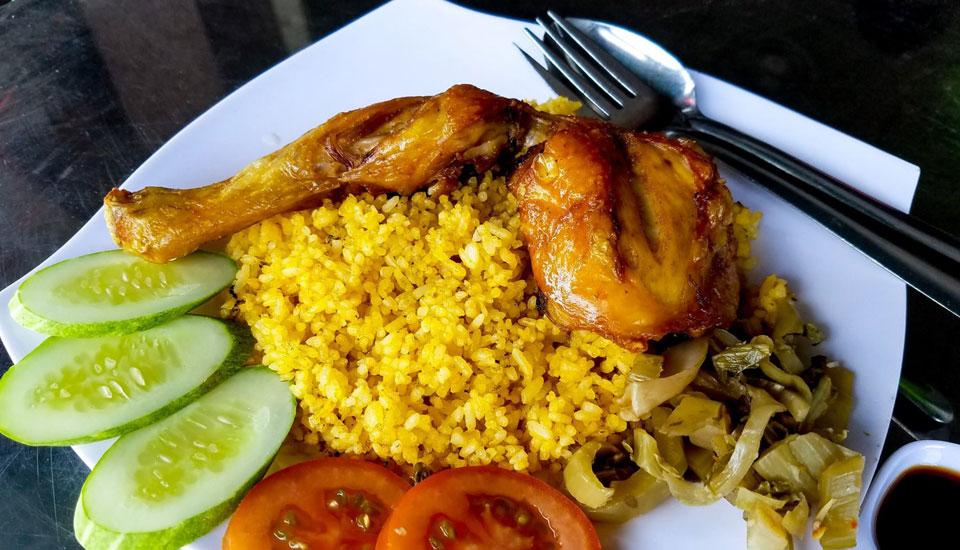 Cơm Gà Dung Ký