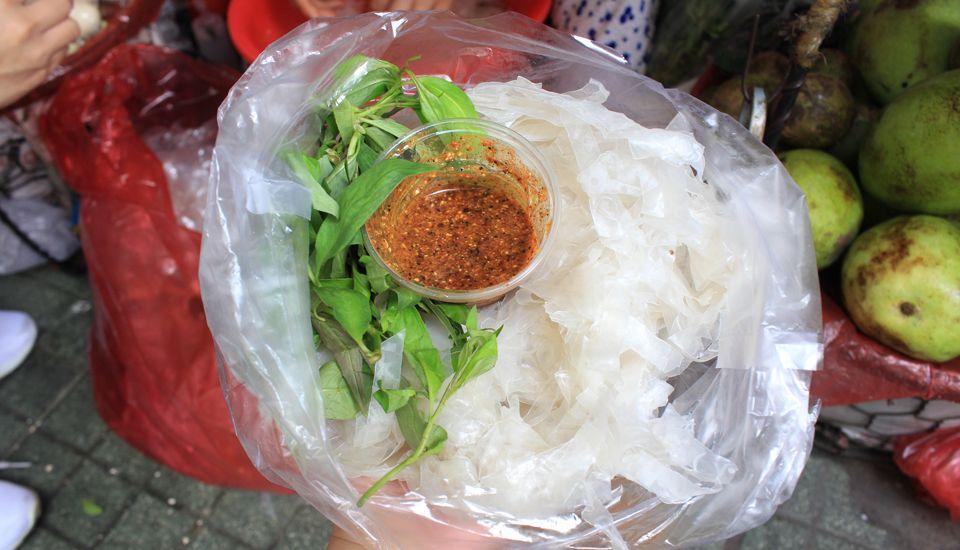 Bánh Tráng Chấm - Chung Cư Phan Xích Long