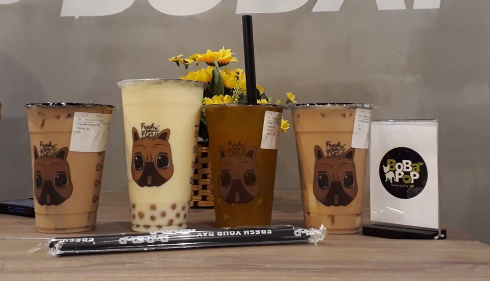 Trà Sữa Bobapop - Tân Hòa Đông
