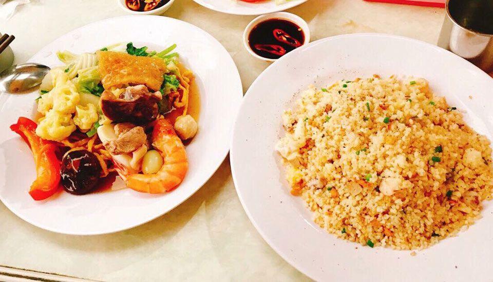 Cơm Chiên Dương Châu, Mì Xào Bò & Hủ Tiếu Bò Kho