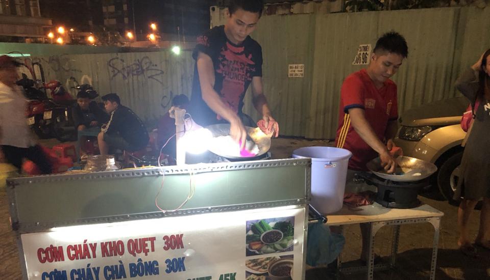 Cơm Cháy Kho Quẹt - Nguyễn Hữu Thọ