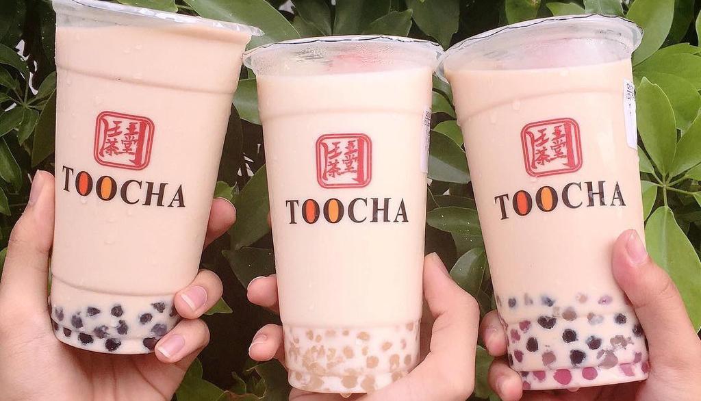 Toocha Việt Nam - Trà Sữa Chánh Tông Đài Loan - Phan Văn Trị