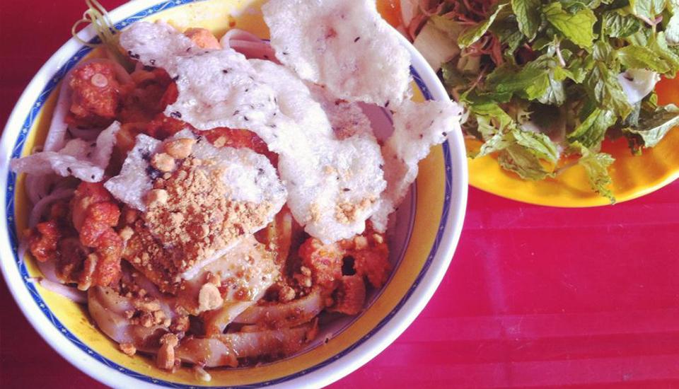 Xứ Quảng - Mì Quảng & Bánh Bèo