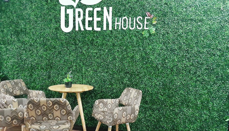 Green House - Milktea & Coffee