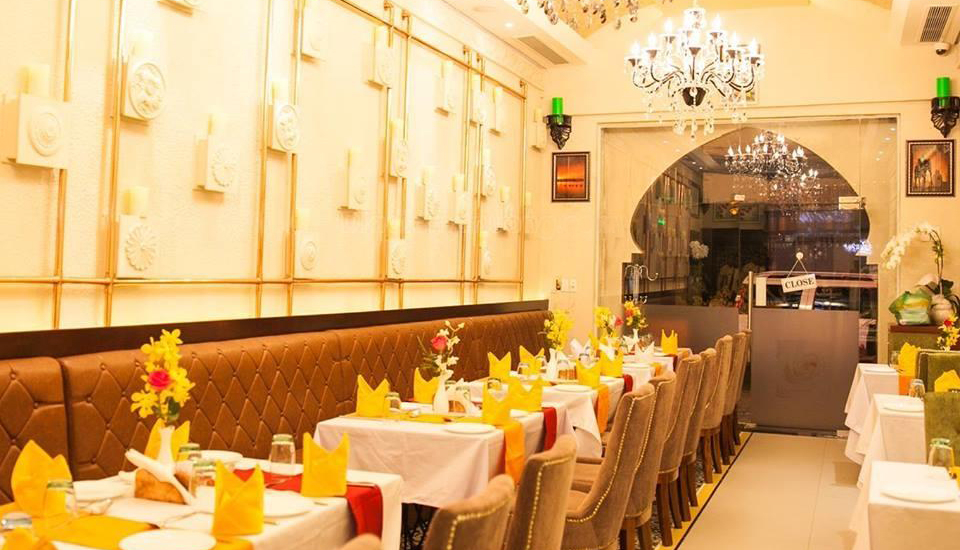 Benaras Indian Gourmet & Lounge