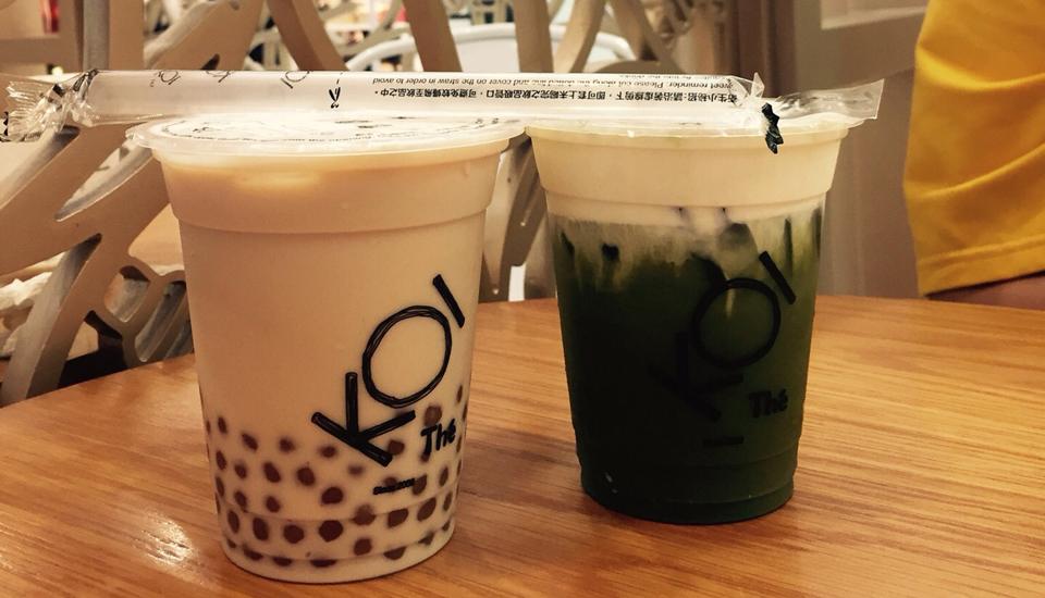 Koi Thé Café - Phan Văn Trị
