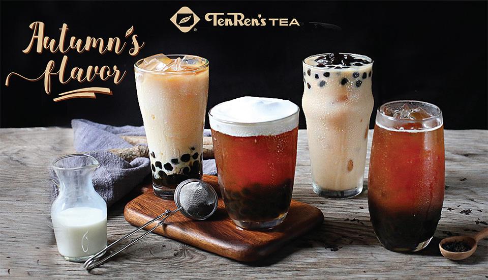 Ten Ren's Tea - Hồng Hà
