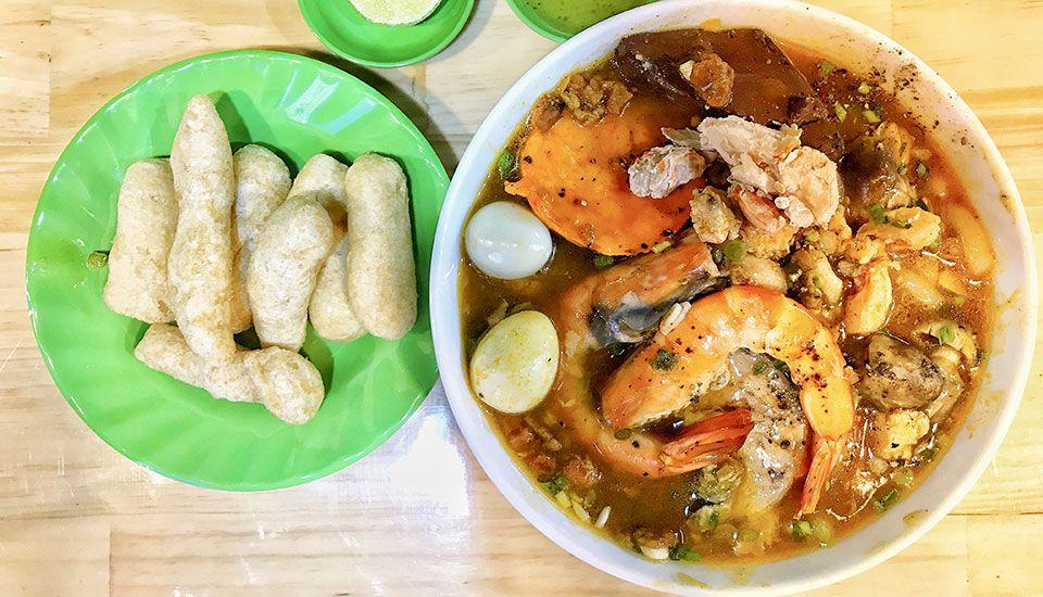 Bánh Canh Cua 320 - 109 Nguyễn Biểu