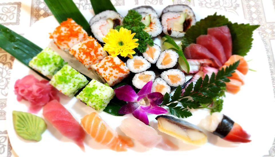 Osaka Sushi & Tea