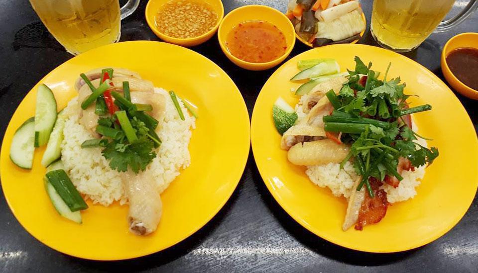 Cơm Gà Hải Nam - Phan Đình Phùng