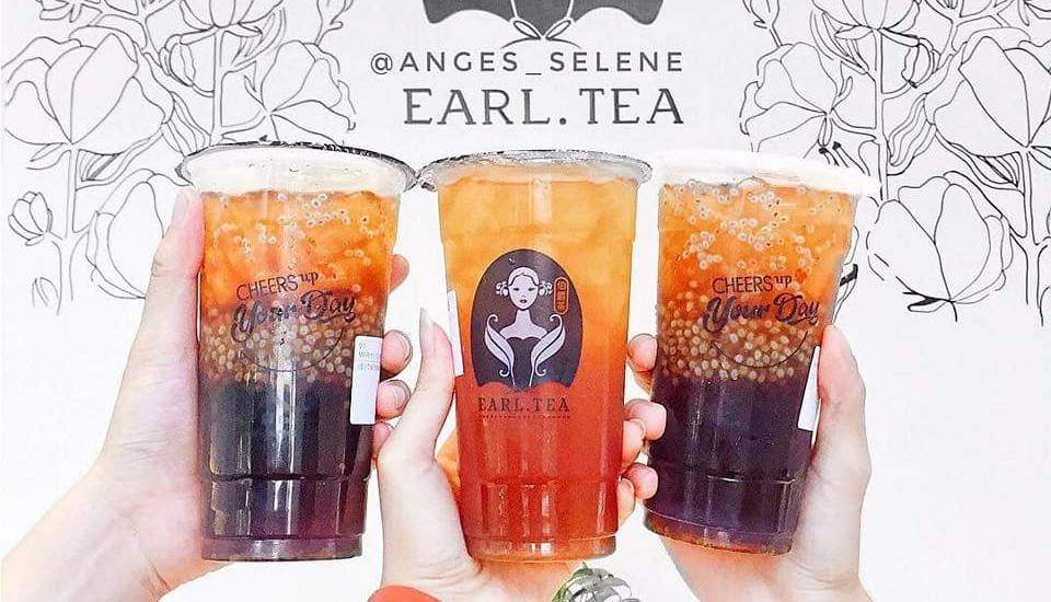 Trà Sữa Earl Tea - Sư Vạn Hạnh