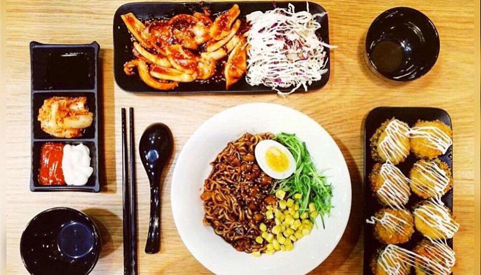 Kimbap Hoàng Tử - Món Hàn Quốc - Nguyễn Trọng Tuyển