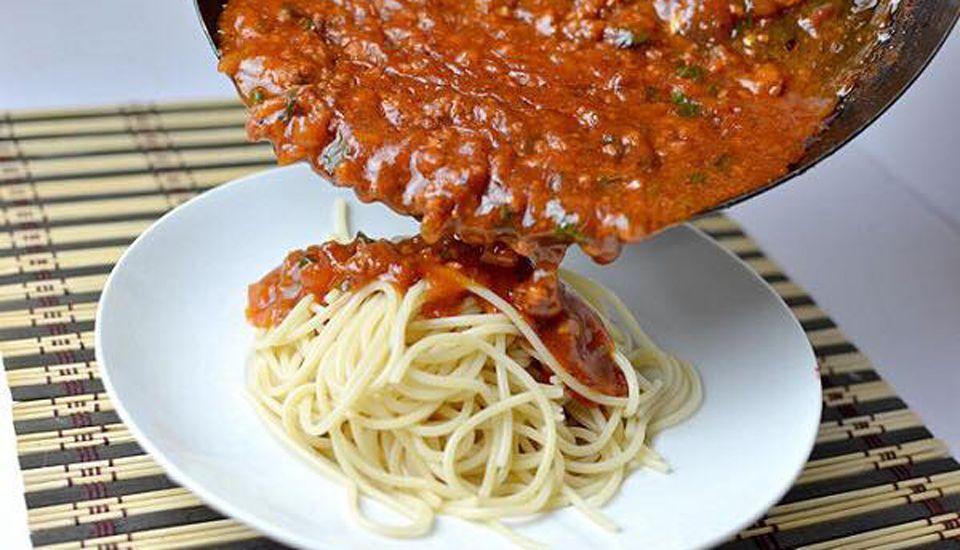 Tran Bao Spaghetti