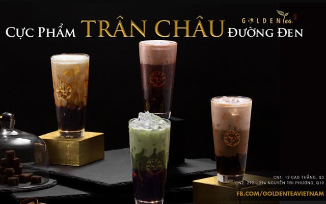Trà Sữa Golden Tea - Nguyễn Tri Phương