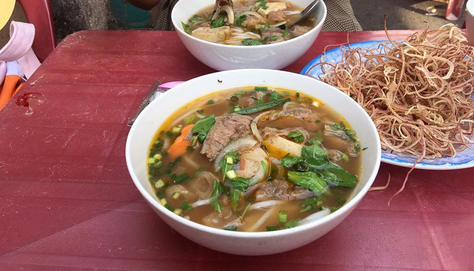O Vân - Bún Bò Huế