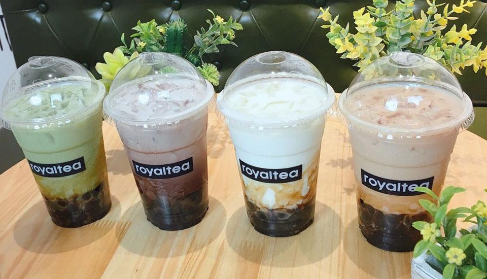 Royaltea Việt Nam - Trà Sữa Hồng Kông - Hòa Bình