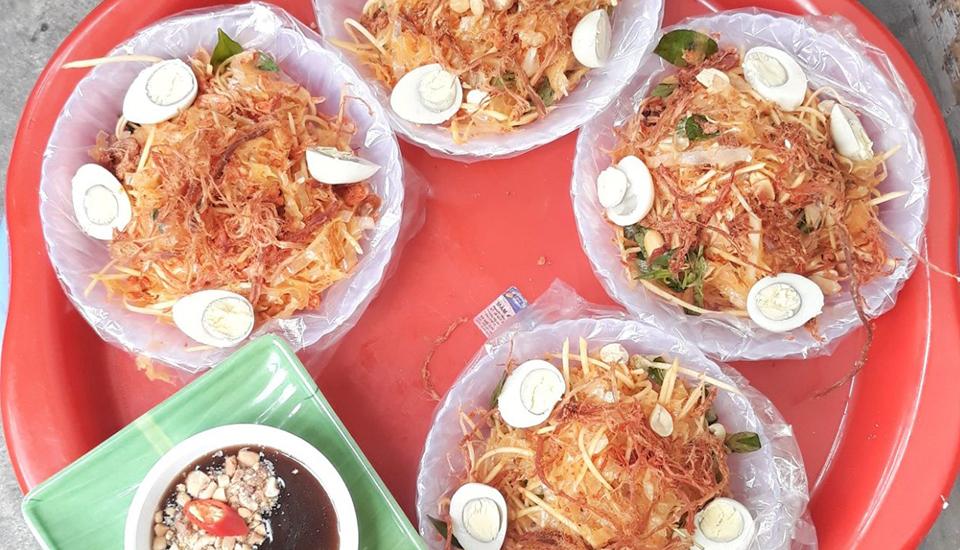 Bánh Tráng Trộn & Cuốn - Thành Thái