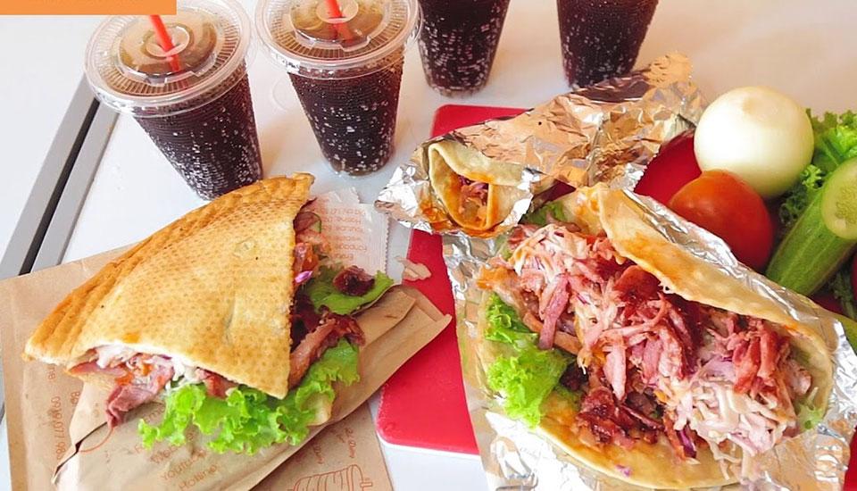 Bánh Mì Kebab Nhân +