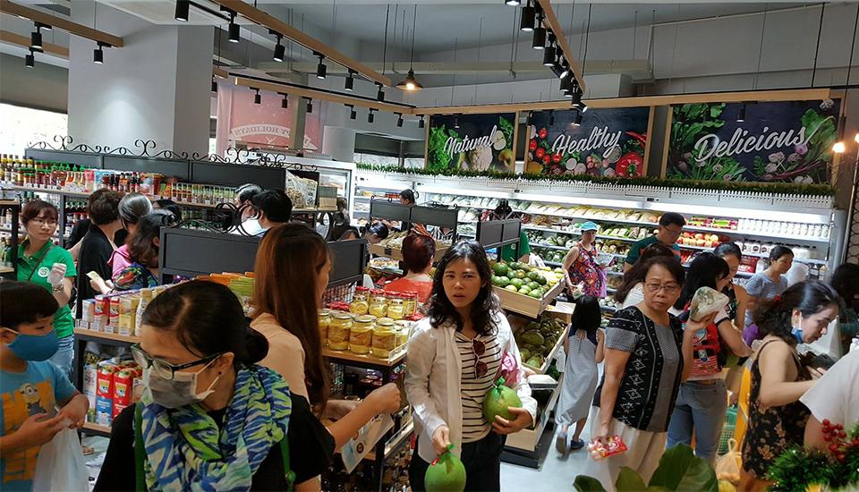 3Sạch Food - Nguyễn Đình Chiểu