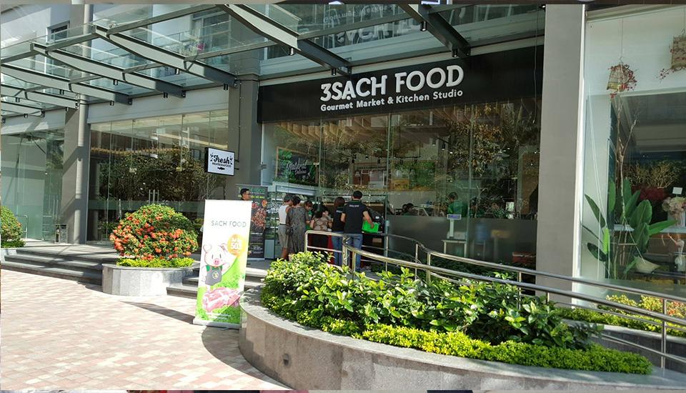 3Sach Food - Nguyễn Hữu Cảnh