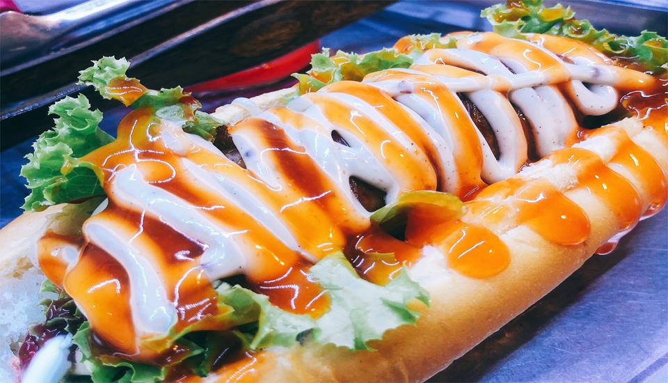 SOT - Bánh Mì Hotdog