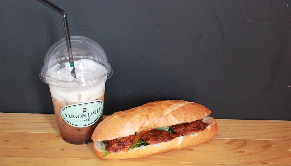 Saigon Daily - Coffee & Bánh Mì