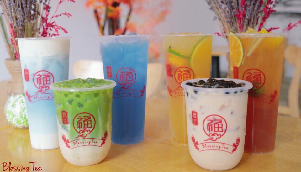 Blessing Tea - Trương Công Định