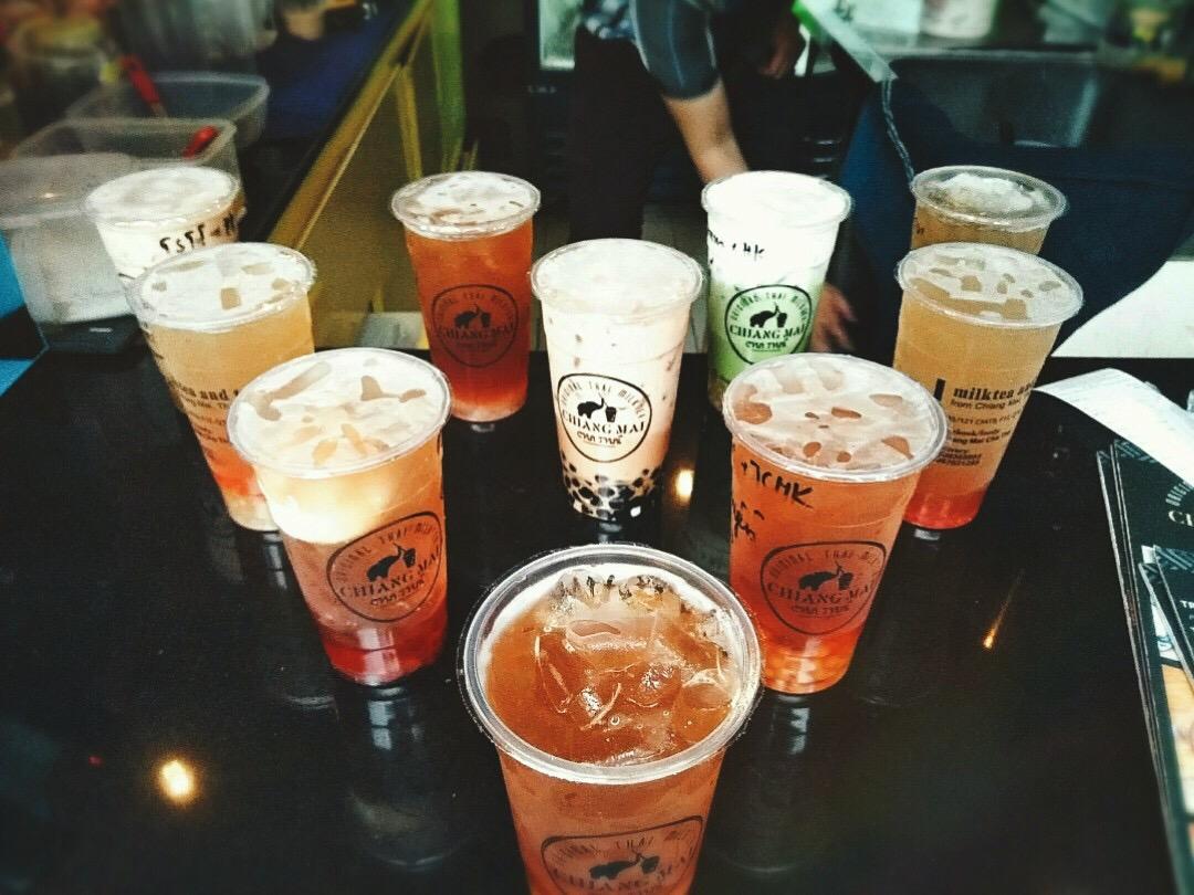 Chiang Mai Cha Thai - Thai Milk Tea