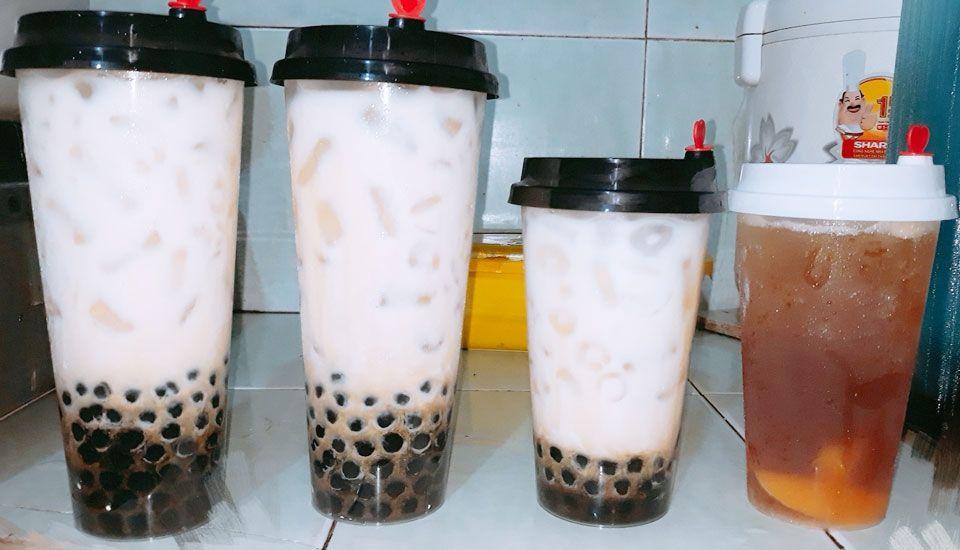 Chu Cha Milk Tea
