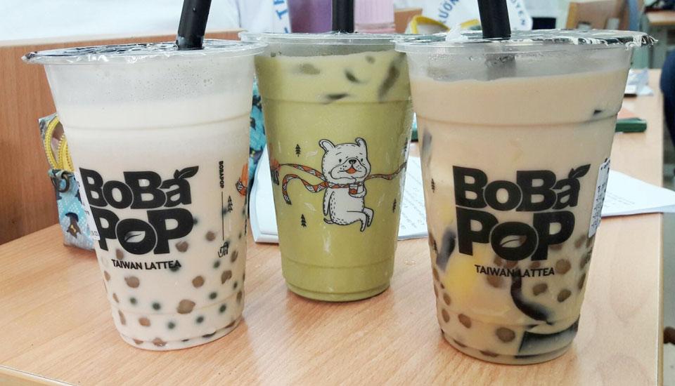 Trà Sữa Bobapop - Bình Phú
