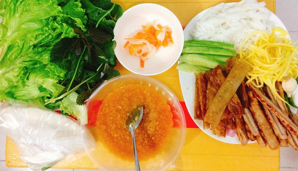 Cô Điệp - Nem Nướng Nha Trang - Nguyễn Tri Phương