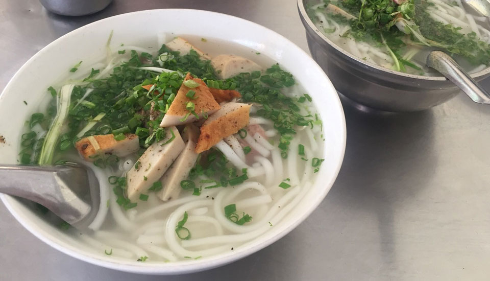 Phan Rang - Bánh Canh & Chả Cuốn