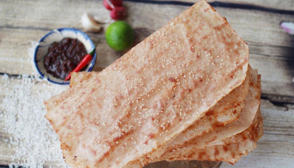 Deli - Bánh Tráng Mắm Ruốc Đà Lạt - Shop Online - Phan Đăng Lưu