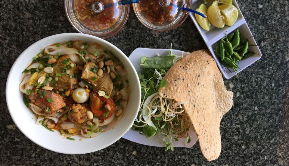 Mì Quảng, Bánh Canh & Bún Chả Cá - Gò Xoài