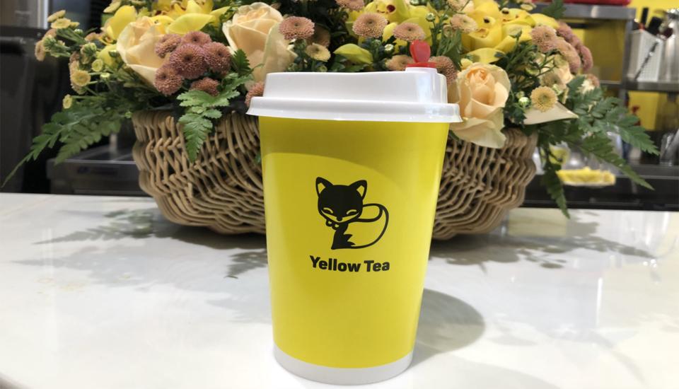 Trà Sữa Yellow Tea - Lê Văn Sỹ