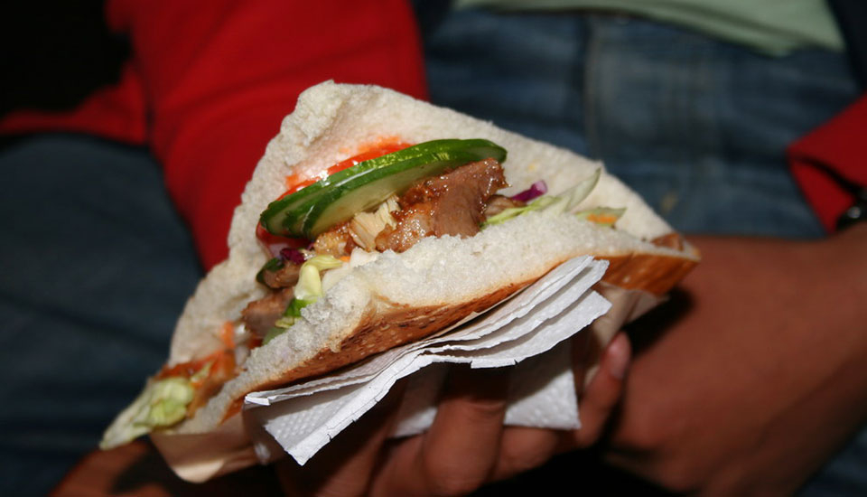 Bánh Mì Thổ Nhĩ Kỳ Sinh Viên