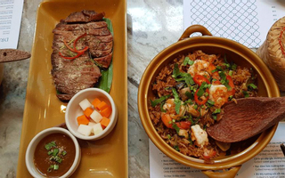 TukTuk Thai Bistro - Hoa Mai