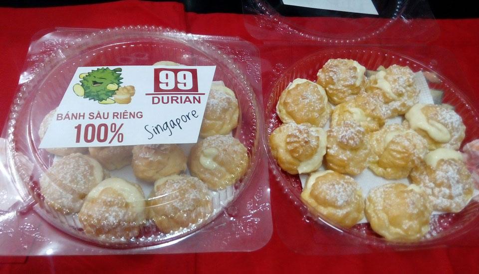99 Durian - Bánh Sầu Riêng Singapore - Chiêu Anh Các