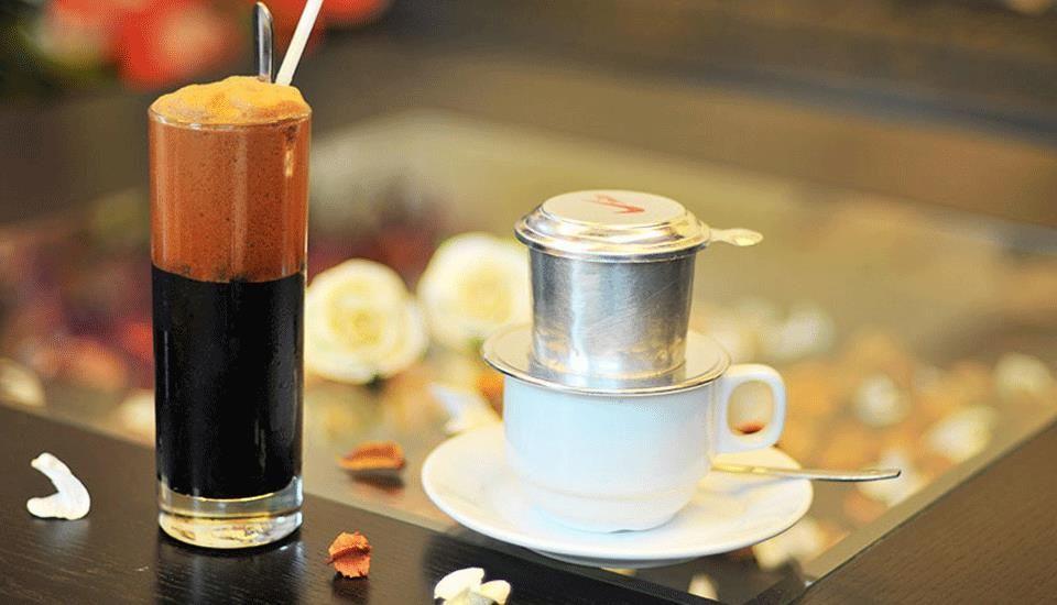 Parmano Coffee - An Dương Vương