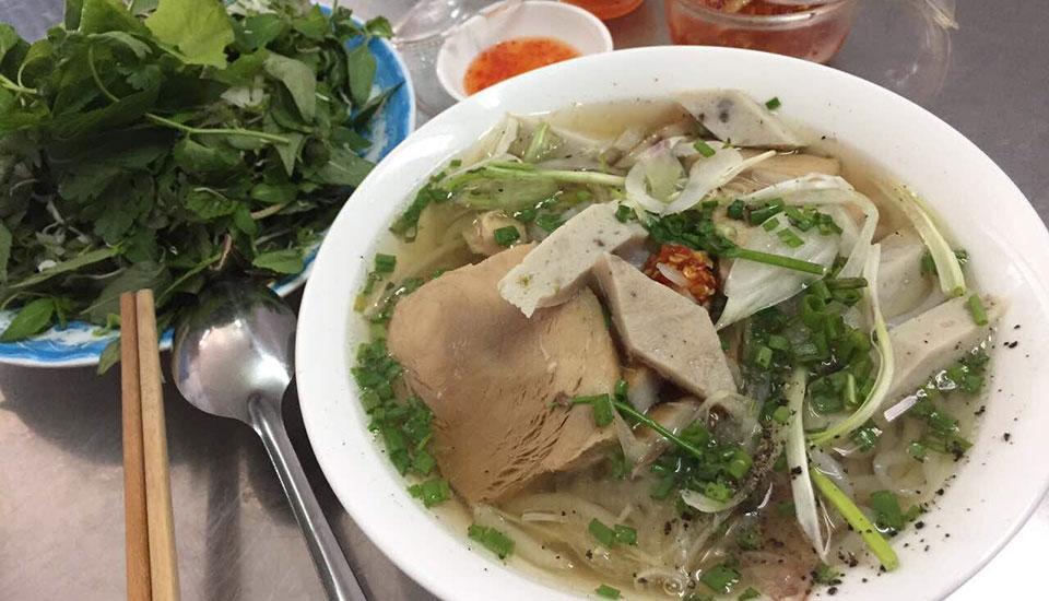 Bún Chả Cá Nha Trang - Huỳnh Tịnh Của