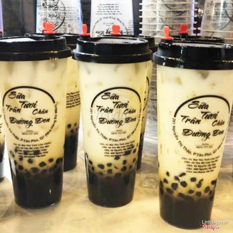 Sữa Tươi Trân Châu Đường Đen - Nguyễn Thị Thập ở Quận 7