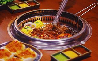 An Vietnamese BBQ & Hotpot